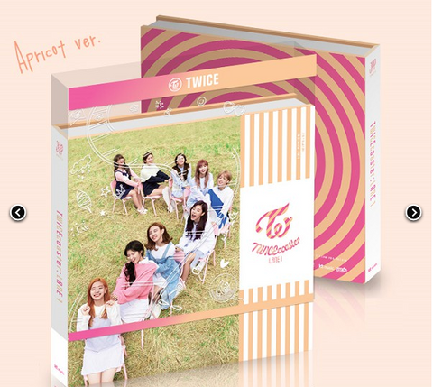 TWICE (트와이스) Mini Album Vol  3 - TWICEcoaster: LANE 1 (Korean)