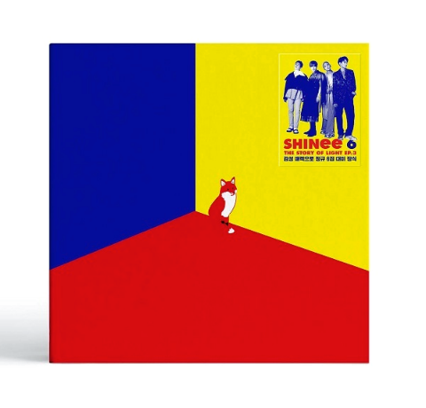 SHINee (샤이니) Vol. 6 - The Story of Light EP.3 (Korean)