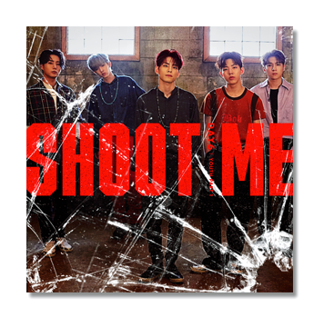 DAY6 (데이식스) Mini Album Vol. 3 - Shoot Me: YOUTH Part 1 (Korean)
