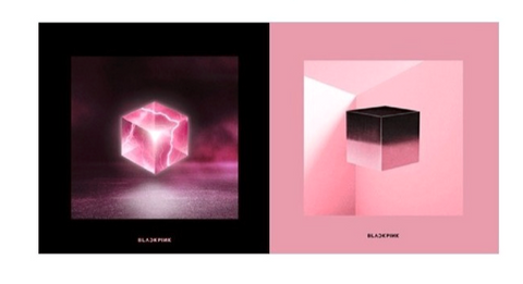 BLACKPINK (블랙핑크) Mini Album Vol. 1 - SQUARE UP (Korean)