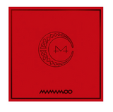 MAMAMOO (마마무) Mini Album Vol. 7 - Red Moon (Korean)