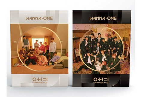 WANNA ONE (워너원) Mini Album Vol. 2 - I PROMISE YOU (Korean)