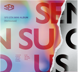SF9 (에스에프나인) Mini Album Vol. 5 - Sensuous (Korean)