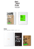 Super Junior (슈퍼주니어) Special Album - One More Time (édition normale coréenne)