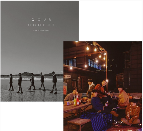 BTOB (비투비) Special Album - HOUR MOMENT (Korean)