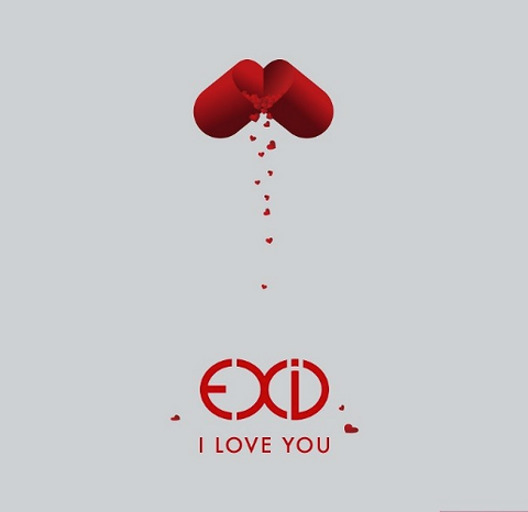 EXiD (이엑스아이디) Single Album Vol. 3 - I LOVE YOU (Korean)