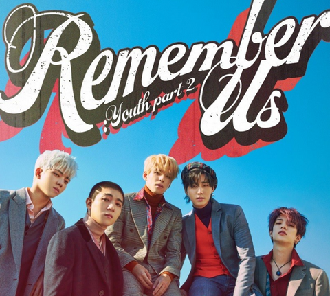 DAY6 (데이식스) MINI ALBUM VOL. 4 - REMEMBER US: YOUTH PART 2 (Korean)