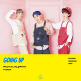M.O.N.T (몬트) Mini Album Vol. 1 - Going Up (Korean)