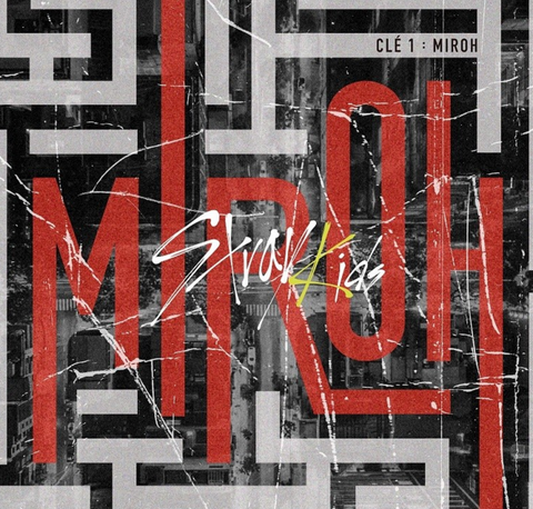 Stray Kids (스트레이 키즈) Mini Album - CLÉ 1 : MIROH (Korean)