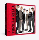 VAV (브이에이브이) Mini Album Vol. 4 - Thrilla Killa (Korean)