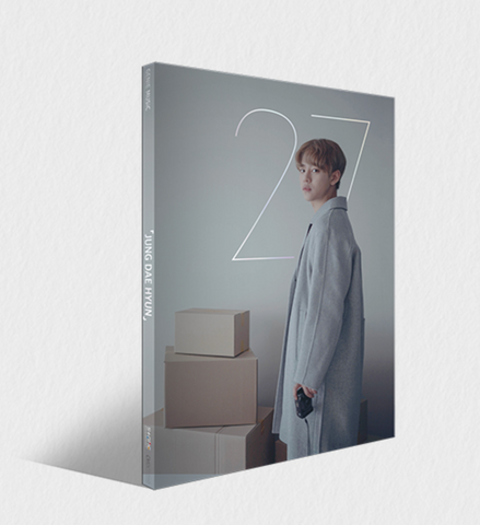 "DAEHYUN (정대현) Mini Album Vol. 1 - Chapter2 ""27"" (Korean)"