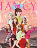 TWICE (트와이스) Mini Album Vol. 7 - FANCY YOU (Korean)