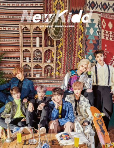 NewKidd (뉴키드) Single Album Vol. 1 - NEWKIDD (Korean)