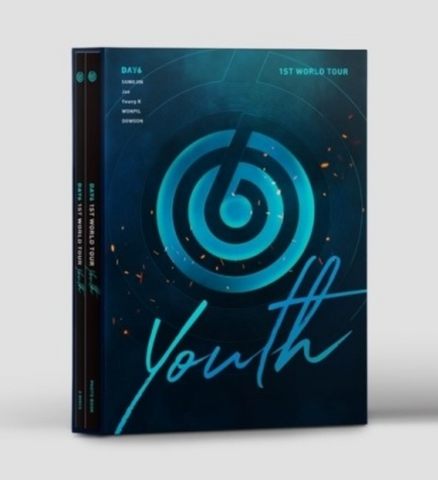 DAY6 (데이식스) 1st WORLD TOUR - YOUTH (2DVD) (Korean)