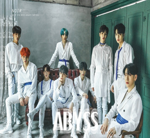 NOIR (느와르) Mini Album Vol. 3 - ABYSS (Korean)