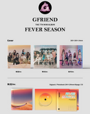 GFRIEND (여자친구) Mini Album Vol. 7 - Fever Season (Korean)