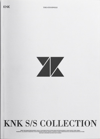 KNK (크나큰) Single Album Vol. 4 - KNK S/S COLLECTION (Korean)
