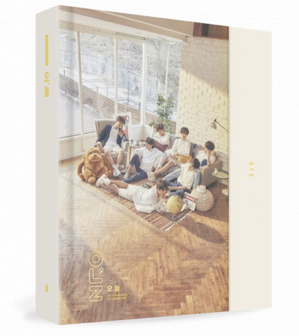 BTS EXHIBITION - '오, 늘'도록 - Goods - Exhibition Book (Korean version photobook)