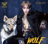 WOOSUNG (김우성) Mini Album Vol. 1 - WOLF (Korean)