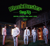 DONGKIZ (동키즈) Single Album Vol. 2 - BlockBuster (Korean)