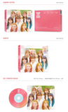 Weki Meki ( 위키미키) Single Album Vol. 2 Repackage - WEEK END LOL (Korean)