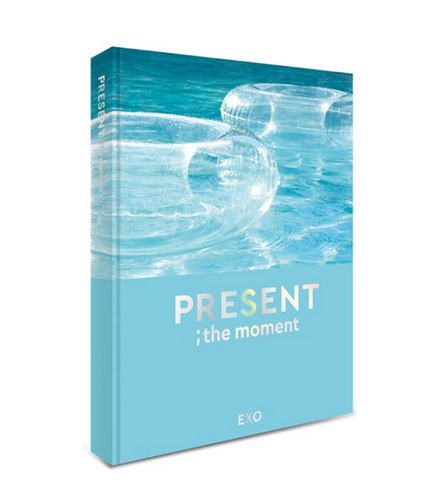 EXO (엑소) PRESENT : the moment (PHOTOBOOK) (Korean)