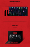 Monsta X (몬스타엑스) 2019 Monsta X World Tour - WE ARE HERE in Seoul (3DVD) (Korean)