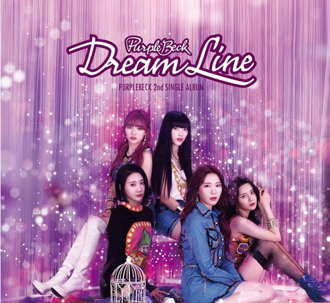 PurpleBeck (퍼플백) Single Album Vol. 2 - Dream Line (Korean)