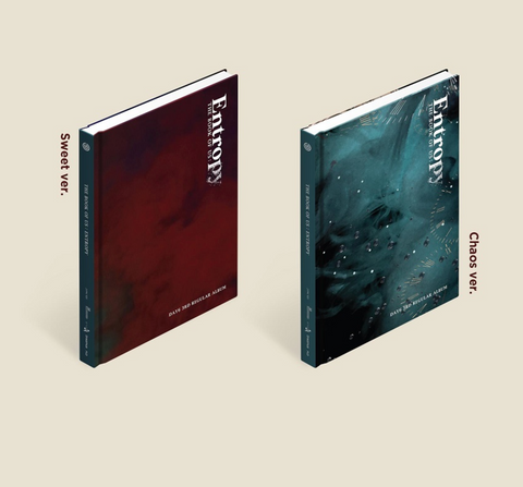 DAY6 (데이식스) Vol. 3 - The Book of Us: Entropy (Korean)