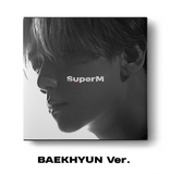 SuperM - Mini Vol. 1 - SuperM (Korean Version)