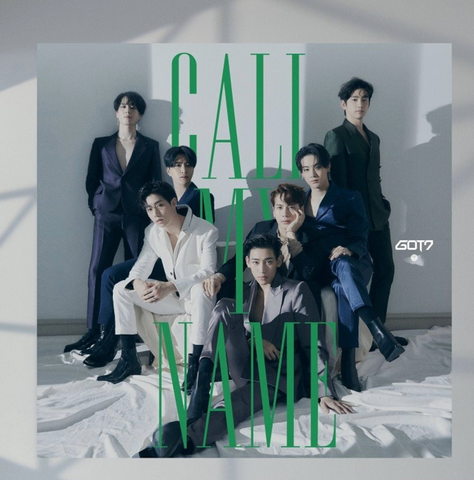 GOT7 - Mini Album - Call My Name (Korean)