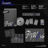 Stray Kids (스트레이 키즈) Mini Album - CLÉ : LEVANTER (Korean Limited Edition)
