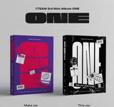 1TEAM - Mini Album Vol. 3 - ONE (Korean)