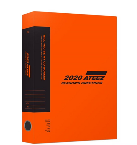 ATEEZ - 2020 season's Greetings (Official Calendar) (Korean)