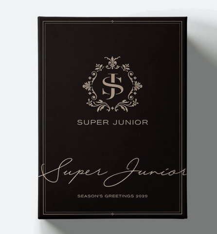SUPER JUNIOR - 2020 Season's Greetings (KOREAN EDITION) (OFFICIAL CALENDAR)