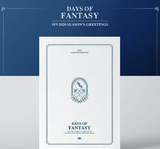 SF9 - 2020 Season's Greetings [DAYS OF FANTASY] (KOREAN EDITION) (OFFICIAL CALENDAR)