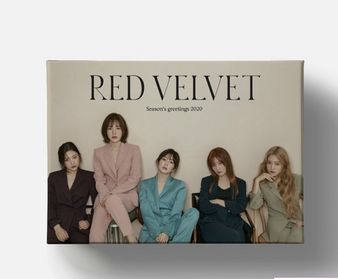 Red Velvet - 2020 Season's Greetings (KOREAN EDITION) (OFFICIAL CALENDAR)