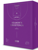 ASTRO - 2020 SEASON'S GREETINGS [VERSION REFRESHING](KOREAN EDITION) (OFFICIAL CALENDAR)