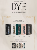GOT7 - Mini Album - Dye (Korean)