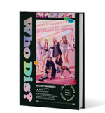SECRET NUMBER - Single Album Vol. 1 : Who Dis ? (Korean Kdition)