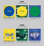 AB6IX - EP Album Vol. 2 : VIVID (Korean Edition)