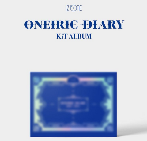 IZ*ONE - Mini Album Vol. 3 - ONEIRIC DIARY (Kit Album) (Korean Edition)
