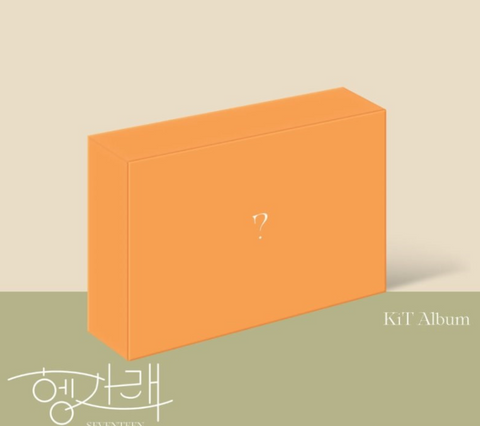 SEVENTEEN - Mini Album Vol. 7 : [Hang:garae] (Kihno AIR KiT) (Korean Edition)