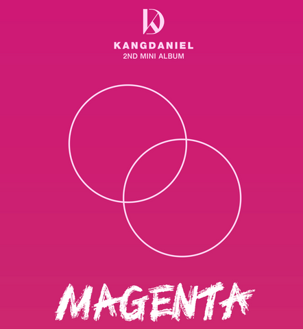 Kang Daniel - Mini Album Vol. 2 : MAGENTA (Korean Edition)