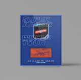 SUPER JUNIOR - SUPER JUNIOR WORLD [SUPER SHOW 8 : INFINITE TIME] (KIHNO KiT*) (Korean Edition)
