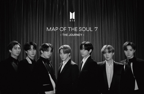 BTS - MAP OF THE SOUL : 7 -THE JOURNEY- (Type C / CD+PHOTOBOOK) (Limited Japanese Edition)