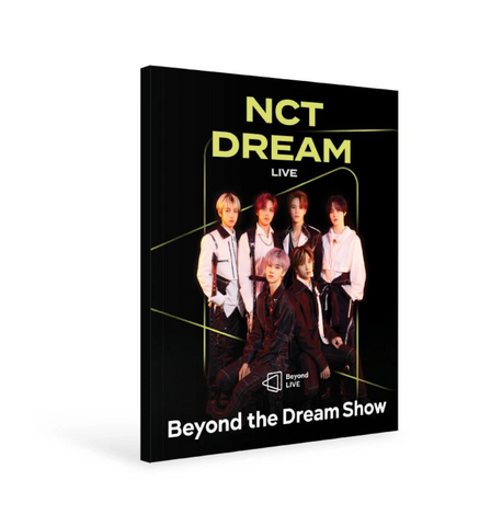 NCT DREAM - NCT DREAM Live Brochure - Beyond the Dream Show (Korean Edition)