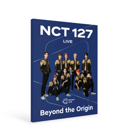 NCT127 - NCT127 Live Brochure - Beyond Live Brochure (Korean Edition)