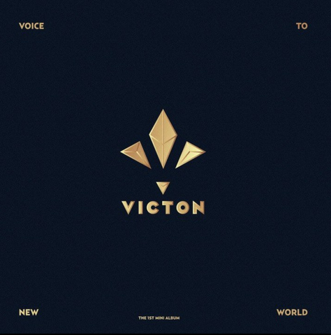 VICTON - Mini Album Vol. 1 - Voice To New World (Korean Edition)