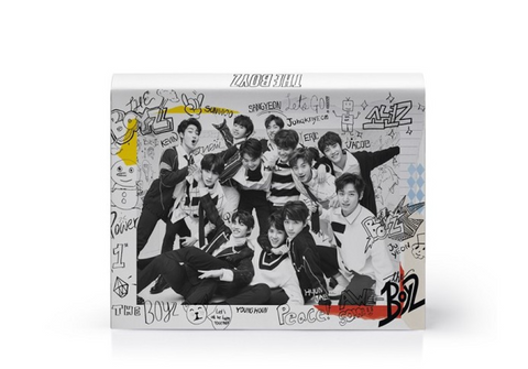 THE BOYZ - Mini Album Vol. 1 - The First (Korean Edition)RANDOM VERSION